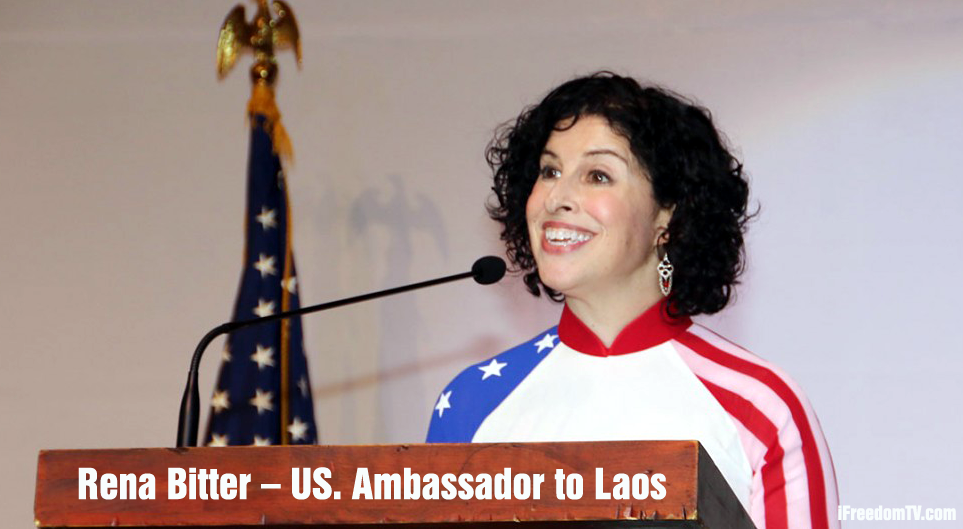 Rena Bitter – US. Ambassador to Laos