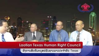 Laotian Texas Human Rights on September 13, 2014