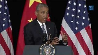 President Barack Obama's Speech about LAOS