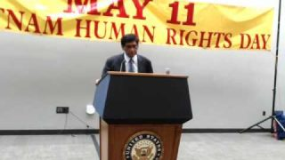 Vietnam Human Rights Day 2016 US. Senate. Hart Building Part 2