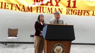 Vietnam Human Rights Day 2016 US. Senate. Hart Building Part 4
