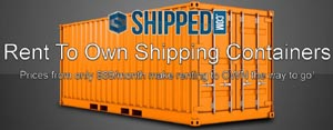 Rent To Own CONTAINER at Shipped.com