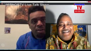 iHipHopTV LIVE Talk Show on iFreedomTV EP: 21 On-Air December 14, 2019