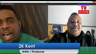 iHipHopTV LIVE Talk Show on iFreedomTV EP: 20 On-Air December 7, 2019
